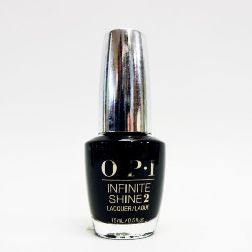 OPI Infinite Shine WE'RE IN THE BLACK  IS L15