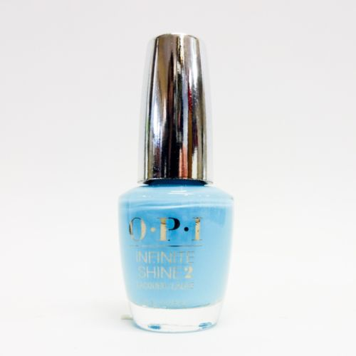 OPI Infinite Shine TO INFINITY & BLUE-YOND IS L18