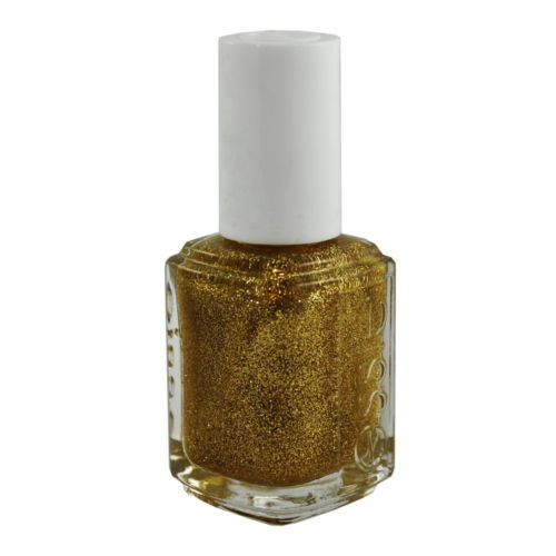 Essie Nail Polish Lacquer 0.46oz  Golden Nuggets 198