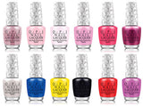 OPI Nail Polish Lacquer HELLO KITTY Collection .5oz/15ml