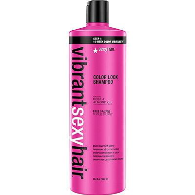 Vibrant Sexy Hair Color Lock Shampoo 33.8oz