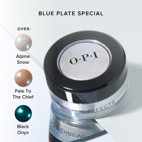 "OPI_Chrome_Effects_Blue_""Plate""_Special_CP004"