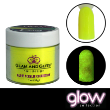 GLAM AND GLITS - GLOW ACRYLIC - GL2014 RADIANT