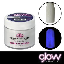 GLAM AND GLITS - GLOW ACRYLIC - GL2032 STROBE LIGHT