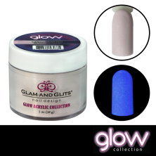 GLAM AND GLITS - GLOW ACRYLIC - GL2033 LIGHT-HEARTED