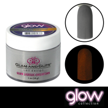 GLAM AND GLITS - GLOW ACRYLIC - GL2034 SMOKE AND MIRRORS