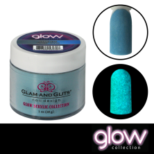 GLAM AND GLITS - GLOW ACRYLIC - GL2037 STARLESS