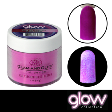 GLAM AND GLITS - GLOW ACRYLIC - GL2044 WHY SO FLASH-Y?