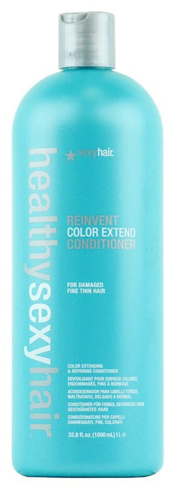 HEALTHY SEXY HAIR REINVENT COLOR EXTEND CONDITIONER FOR DAMAGED, FINE THIN HAIR