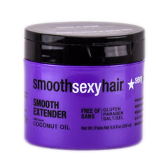 SEXY HAIR SMOOTH EXTENDER NOURISHING SMOOTHING MASQUE  6.8 OZ
