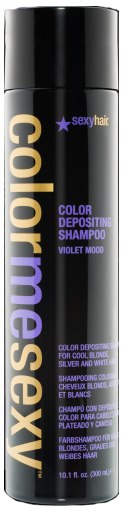 COLOR ME SEXY HAIR - COLOR DEPOSITING SHAMPOO VIOLET MOOD