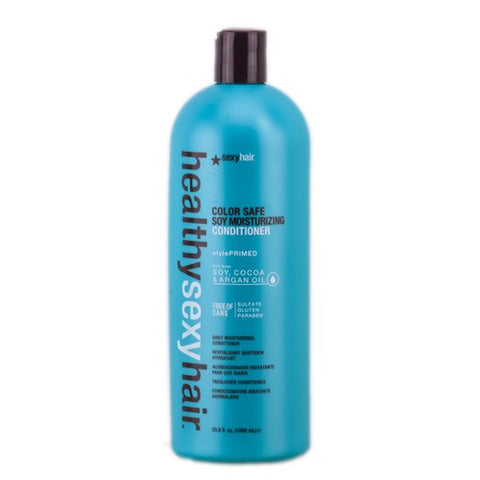HEALTHY SEXYHAIR SULFATE-FREE SOY MOISTURIZING CONDITIONER - 33.8 OZ / LITER