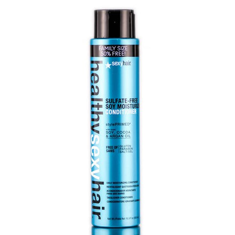 HEALTHY SEXYHAIR SULFATE-FREE SOY MOISTURIZING CONDITIONER - 16.9 OZ