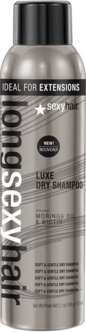 SEXY HAIR LUXE DRY SHAMPOO - 5.1 OZ