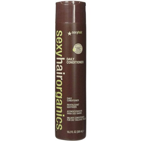 SEXY HAIR ORGANICS DAILY CONDITIONER - 10.2 OZ