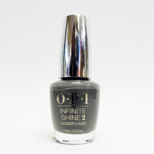 OPI Infinite Shine  STEEL WATERS RUN DEEP  IS L27
