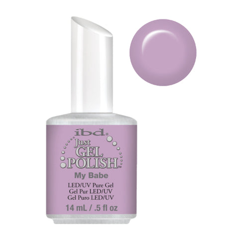 IBD Just Gel Polish My Babe 56595 .5 oz