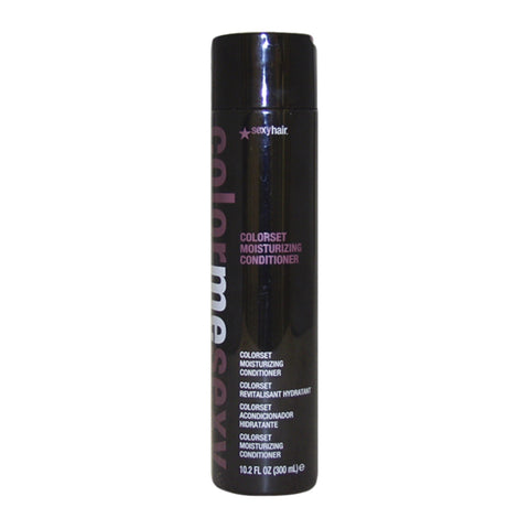 SEXY HAIR COLORSET MOISTURIZING CONDITIONER - 10.2 OZ