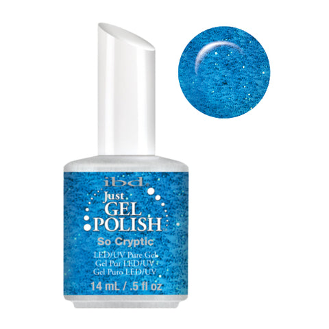 IBD Just Gel Polish So Cryptic 56597 .5 oz