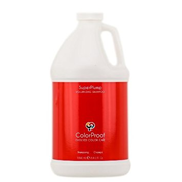 ColorProof SuperPlump Volumizing Shampoo 64oz