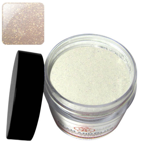 GLAM AND GLITS COLOR ACRYLIC CPAC372 White Sand