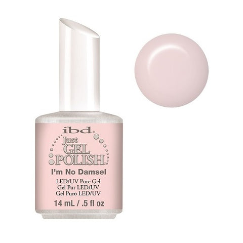 IBD Just Gel Polish  I'm No Damsel 56664 .5 oz