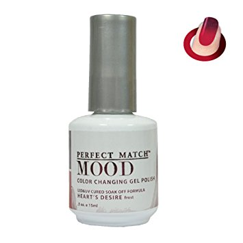 Lechat Perfect Match Mood color changing Heart's Desire MPMG38
