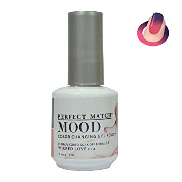 Lechat Perfect Match Mood color changing Wicked Love MPMG39