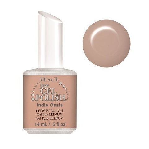 IBD Just Gel Polish Indie Oasis 56667 .5 oz