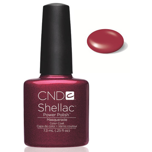 CND Shellac Power Polish MASQUERADE #40515 .25oz