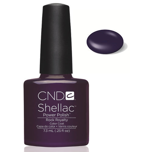 CND Shellac Power Polish ROCK ROYALTY #40524 .25 oz