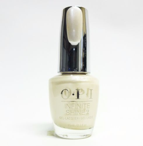 OPI Infinite Shine  XOXO Collection 2017 SNOW GLAD I MET YOU  IS J40