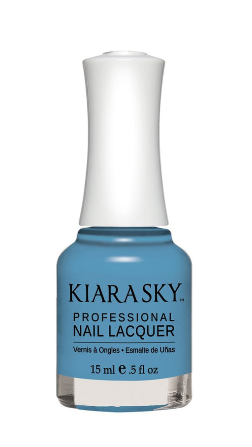 KIARA SKY NAIL POLISH LACQUER- SKIES THE LIMIT N415 0.5oz