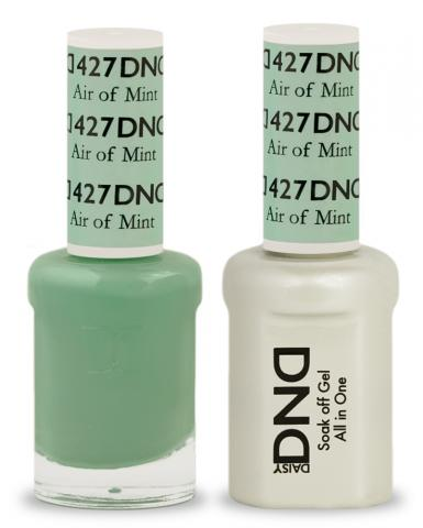 DND Gel & Lacquer 427  Air Of Mint