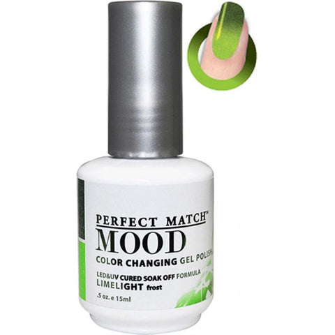 Lechat Perfect Match Mood color changing Limelight MPMG42