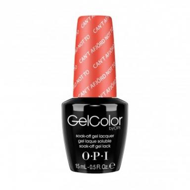 OPI Gel Polish GC N43 Cant Aford Not To