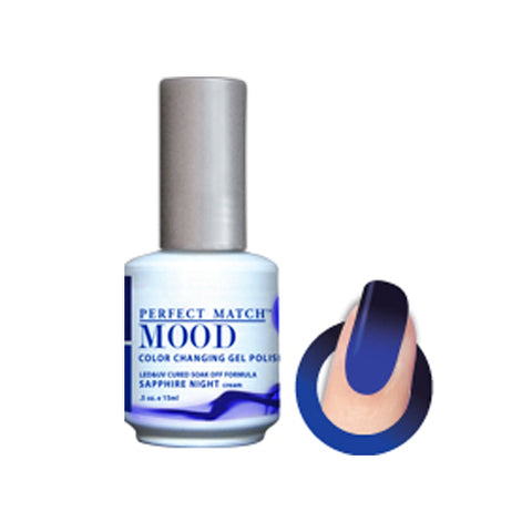 Lechat Perfect Match Mood color changing Sapphire Night MPMG43