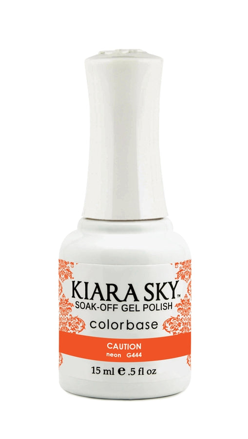KIARA SKY GEL POLISH - G444 CAUTION