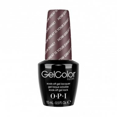 OPI Gel Polish GC N44 How Great is Your Dane?