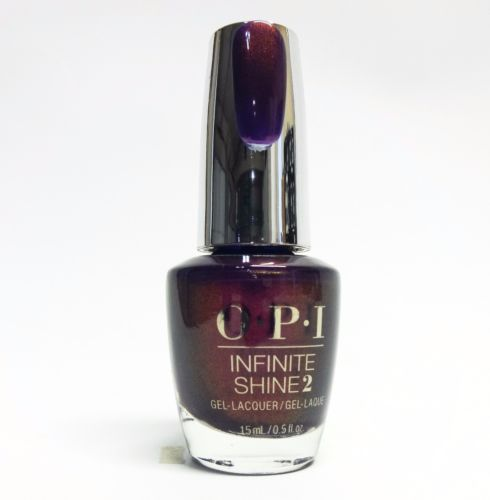 OPI Infinite Shine  XOXO Collection 2017 FEEL THE CHEMISTREE ISJ44