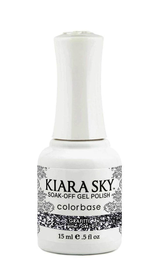 KIARA SKY GEL POLISH - G462 GRAFFITI