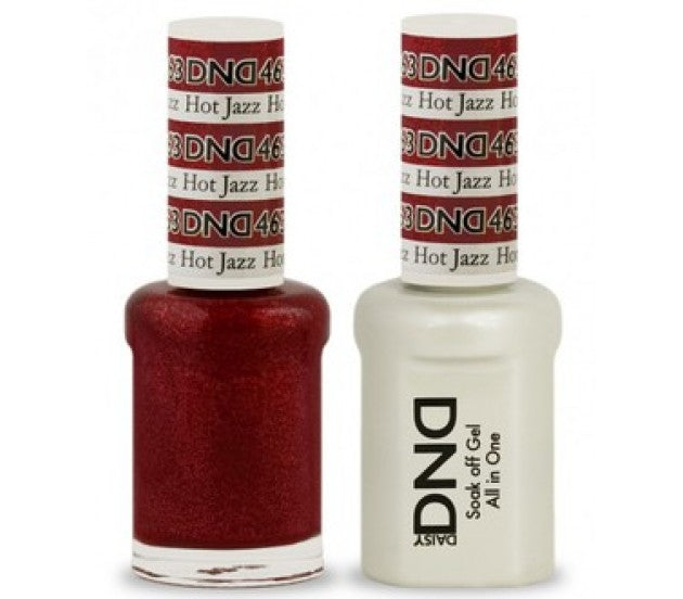 DND Gel & Lacquer 463 Hot Jazz