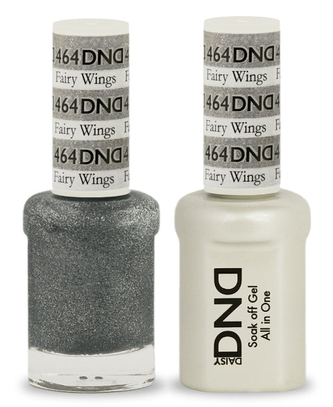 DND Gel & Lacquer 464  Fairy Wings