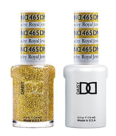 DND Gel & Lacquer 465 Royal Jewelry