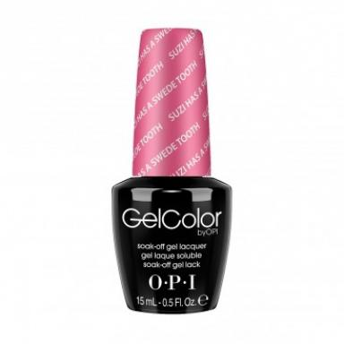 OPI Gel Polish GC N46 Suzi Has a Swede Tooth