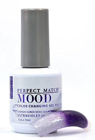 Lechat Perfect Match Mood color changing  Ultraviolet MPMG47
