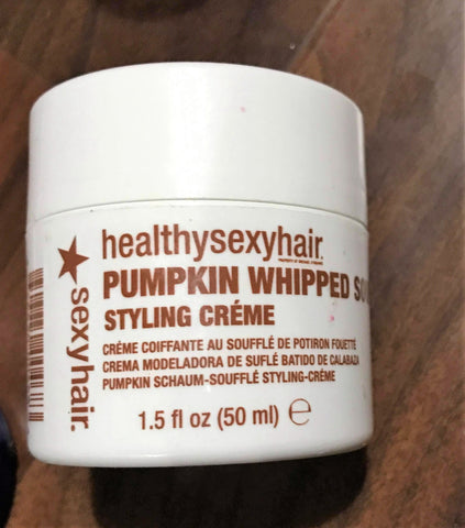 Sexy Hair Healthy Sexy Hair Pumpkin Whipped Souffle 1.5oz NL2