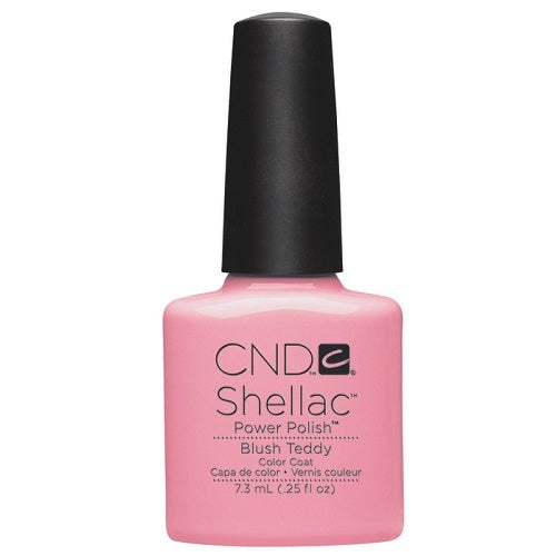 CND  SHELLAC UV Color Coat  Blush Teddy 90484