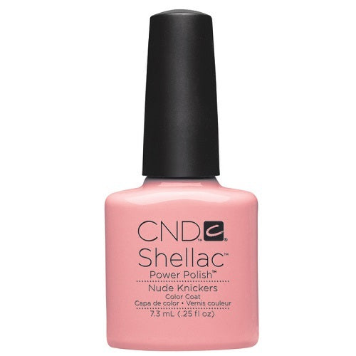 CND  SHELLAC UV Color Coat  Nude Knickers 90485