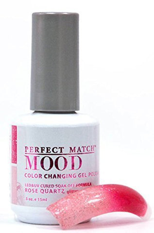 Lechat Perfect Match Mood color changing  Rose Quartz MPMG48